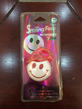 multi style car air freshener cartoon perfume Auto room hang freshener smile face fragrance oxygen bar