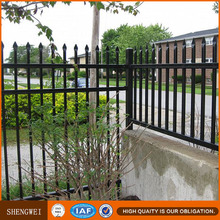 supply factory direct sale modern wrought iron fencing