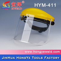 Cheap price safety face shield visor produce in china