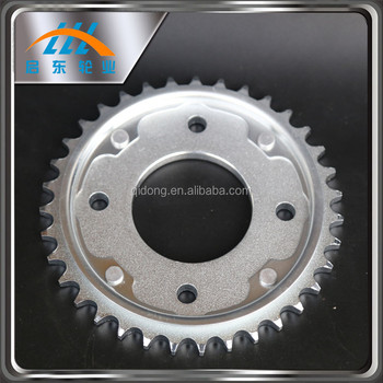 c45 steel sprocket