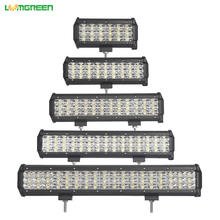 Car Accessories Aluminum Alloy Housing Led Driving Fog Light Bar For Trucks Atvs Auto Parts
