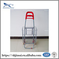 Japanese style metal supermarket cart
