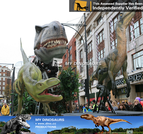 MY Dino-Welcome to inquire dinosaur manufacturer to get various dinosaur video