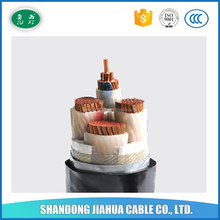 Low Voltage Underground Power Cable With Armoured