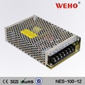 Single output 12v 8a switching power supply 100w