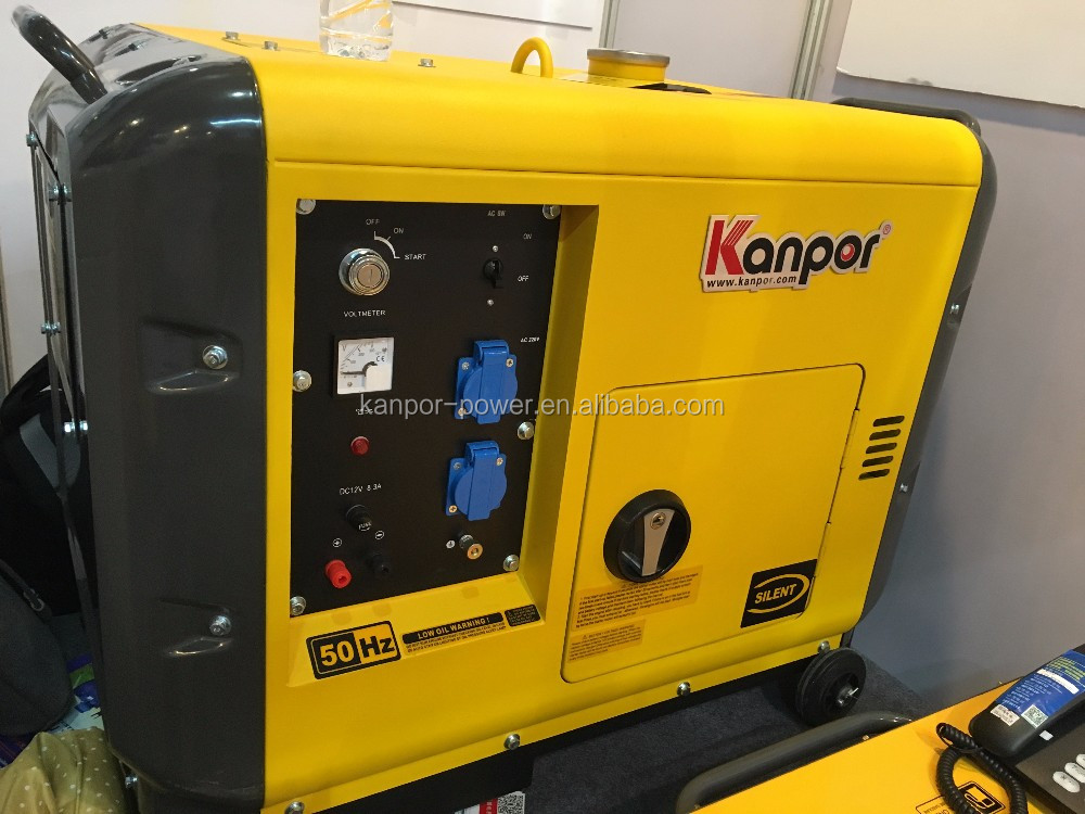 CE certificate 10kw used generators for sale by UK Engine(KP290F)