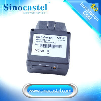 diagnostic d obd ODB II gps car tracker