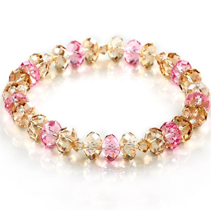 2019 Trending Products Custom Bracelet,fashion Jewelry Crystal Bracelet Women