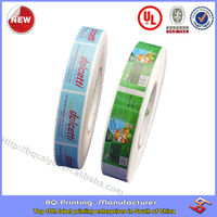 Strong adhesive and waterproof adhesive glass sticker