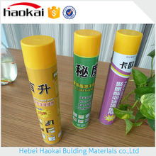 Aerosol Canned PU Foam Sealant