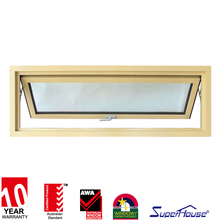 aluminium frame interior windows double glass small decorative house windows for toilet