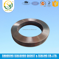 Outstanding Mechanical Strength Ring Joint Metal Corrugated Gasket
