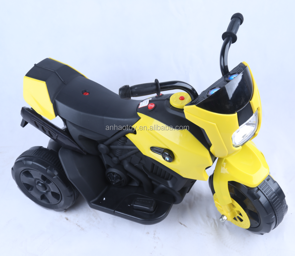2017 hot selling children motorcycle / kids electric toys for boys/kids tricycle