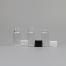 Simple and convenient to use 15ml pocket sized car air freshener/liquid soap bottle for cosmetic packaging