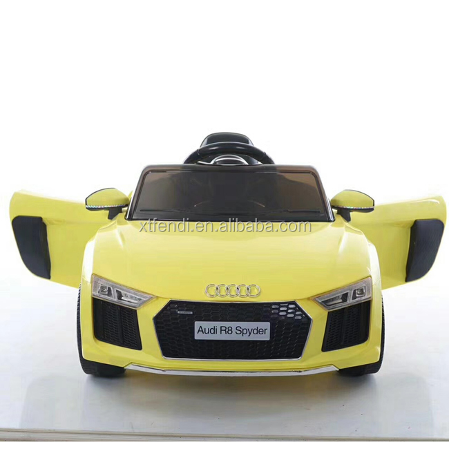 2.4G Bluetooth RC Motorcar For Kids 3 Speed Battery Car Baby Toys