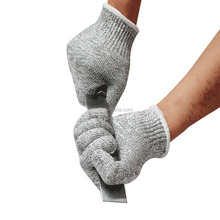 Cut resistant gloves -Glass cutting glove knitting personal protective self-defense