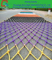 Ski Field Protection Netting/Knotted Sport Netting