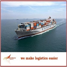 Professional Overseas Container Shipping from China to Djibouti