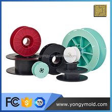 custom made high quality plastic empty spool
