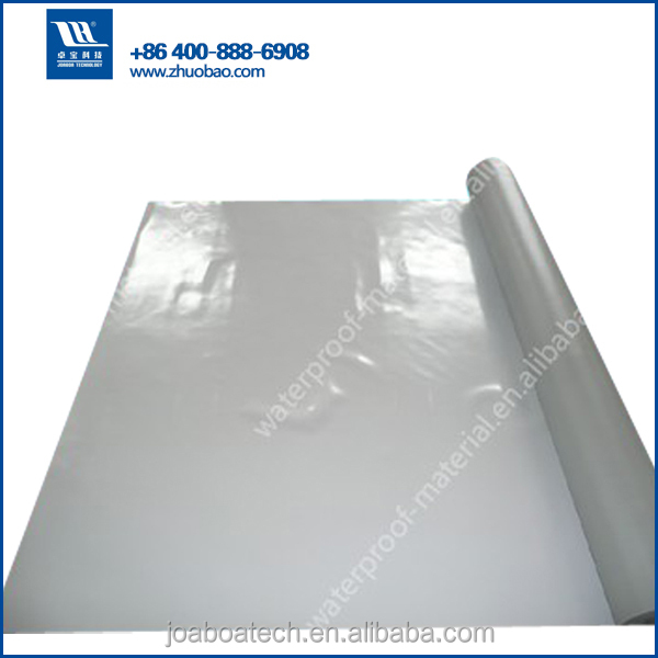 Steel & Wood Stucture PVC Waterproof Membrane