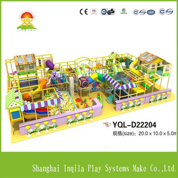Large indoor playground play house games naughty castle on sale
