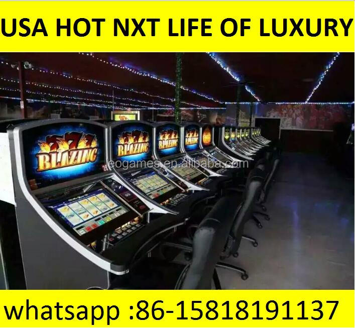 2017 HOT sell USA WMS 550 all in one board GOOD HODLING WMS 550 LIFE OF LUXURY CASINO GAME PCB