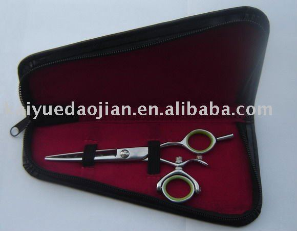 leather cases /hair scissors pouch