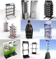 Professional customized display rack design and manufacture in China