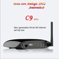 2017 Cloudnetgo Amlogic S912 Octa core 3G DDR and 32 G Flash andriod tv box