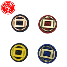 2018 Custom fashion metal alloy denim jean button