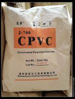 hot water pipe CPVC Resin