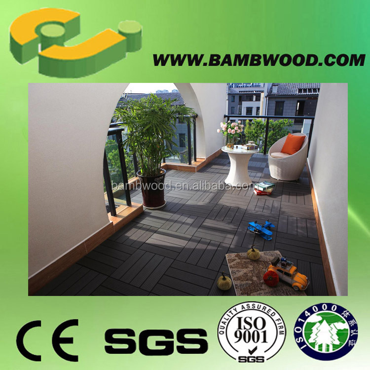 Waterproof costs wpc flooring lowes outdoor deck tiles from china