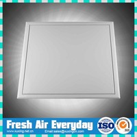 Foshan low price galvanized steel ceiling waterproof spring loaded metal access panel