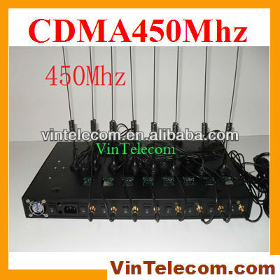 CDMA450Mhz gateway/ terminal for VoIP Call termination IMEI change-NEW