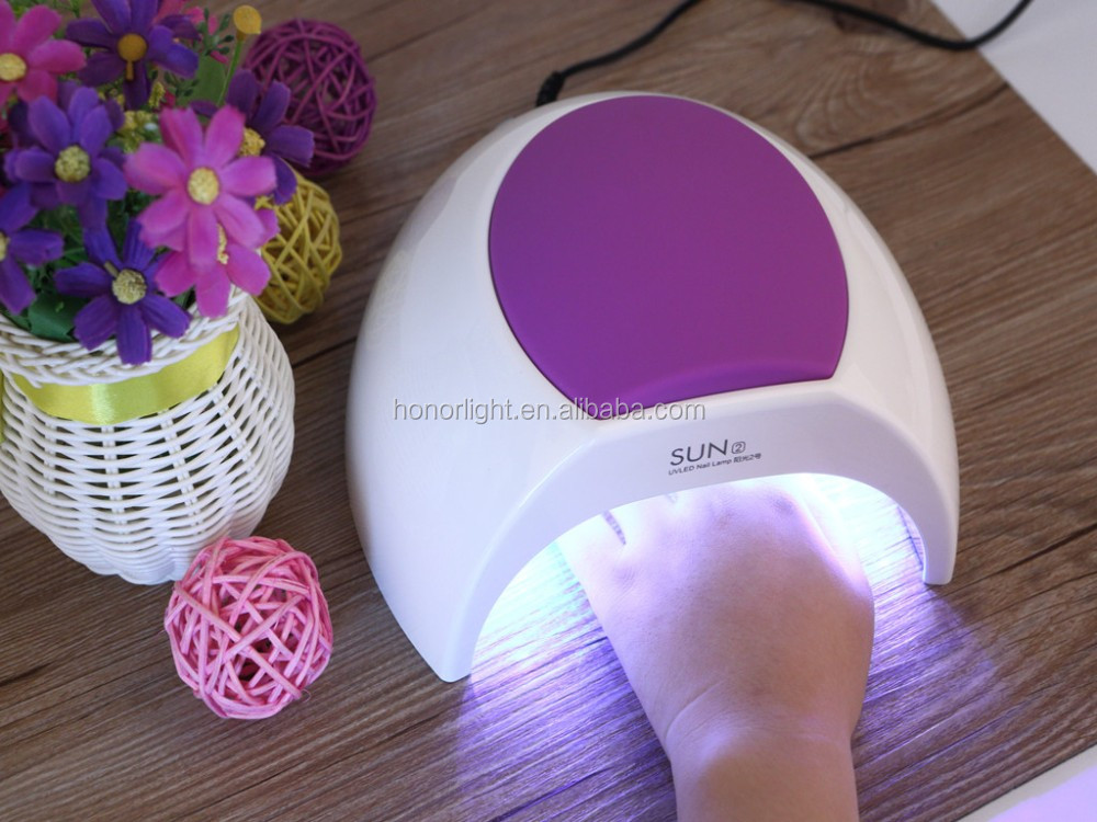 Hot selling gel led light 48W high power gel uv light no harmful to eyes