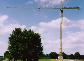 Used Potain MC310 K12 Tower Crane