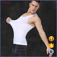 Slimming and Lift Mens Body Shaper Tank Top Vest tummy belt control corset AS SEEN ON TV Product
