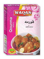 Waqas Korma Masala (Qourma Spices) made spices 50g box