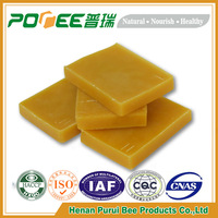 Candle making beeswax raw material yellow refined beeswax