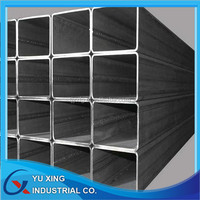 GB/T3091-2008 oil/gas/air/water/steam transfer used black square steel pipe