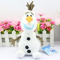20cm 7.8'' Olaf Soft Kids Toy Mini Animal Movie Hot Toy Elsa Anna Snowman Stuffed Collectibles Doll Toys Valentine's Day Gift