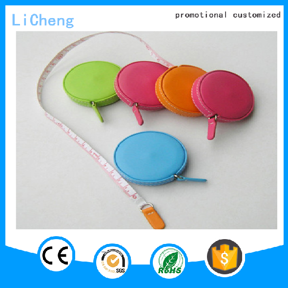 150cm pu wrapped water proof pvc measuring tape children clothes measurement