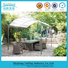 Sailing Leisure All Weather Wicker Rattan Outdoor Polyrattan Saigon Suntime Technorattan Jardin Plastic Garden Furniture