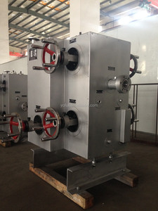 Vertical Continuous Switch Melt Filter,Polymer Filter & Filtration System (chemical fiber spinning Industry )