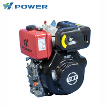 Professional design effective portable cheap 10hp diesel engine HP188F