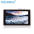 "5.5"" Full HD SDI Field Camera LCD IPS Panel Ultr-thin Titanium Metal Frame HDMI Monitor 1920x1080 High Resolution with Audio"