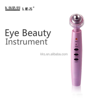 Led light therapy photon ion beauty eye massage machine