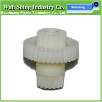 plastic precise tooling factory plastic molded differential gears product