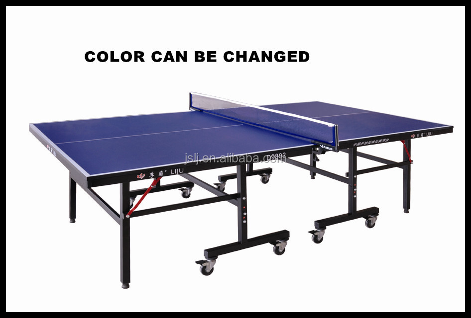best sale 40mm iron tube best sale folded table tennis