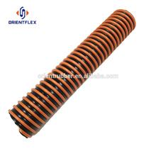 "China anti-corrosion water conveying pvc flexible nontoxic suction hose 1/2""""-5"""" manufacturers"